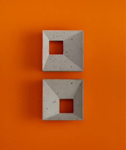 BLOCK 1 - linia TEKT Concrete - MILKE