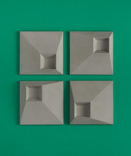 SQR 1 - linia TEKT Concrete - MILKE