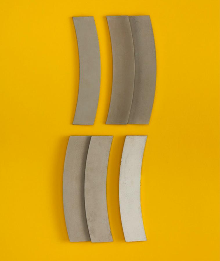 WAVE - linia TEKT Concrete - MILKE