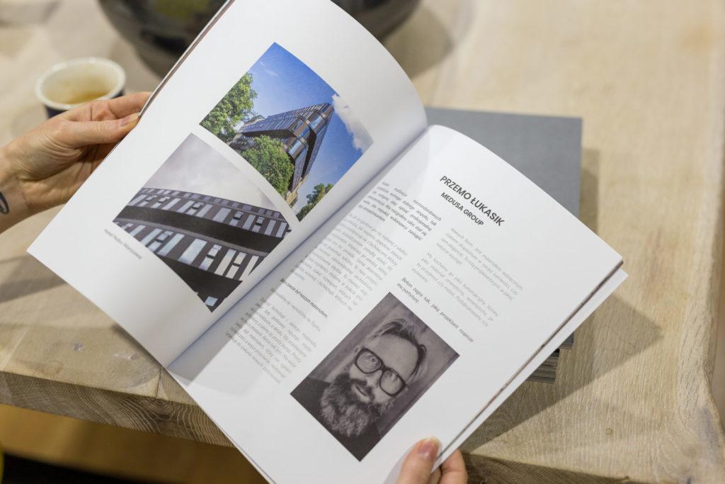 Stoisko MILKE i TEKT Concrete na targach Warsaw Home 2019 - katalog