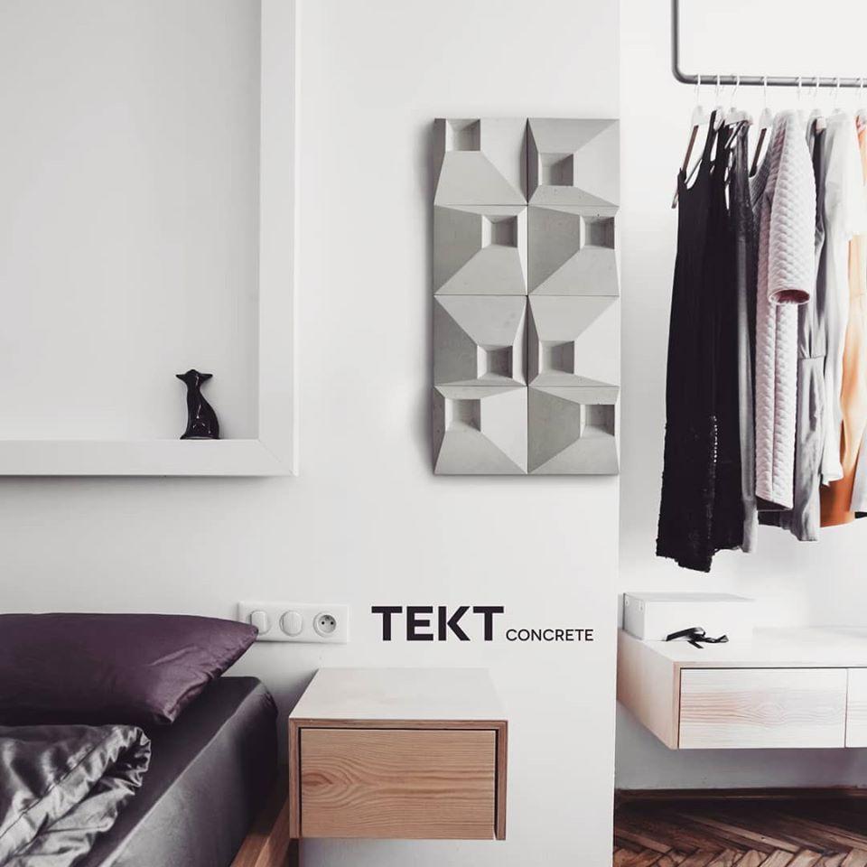 Kafle SQR 1 - TEKT Concrete