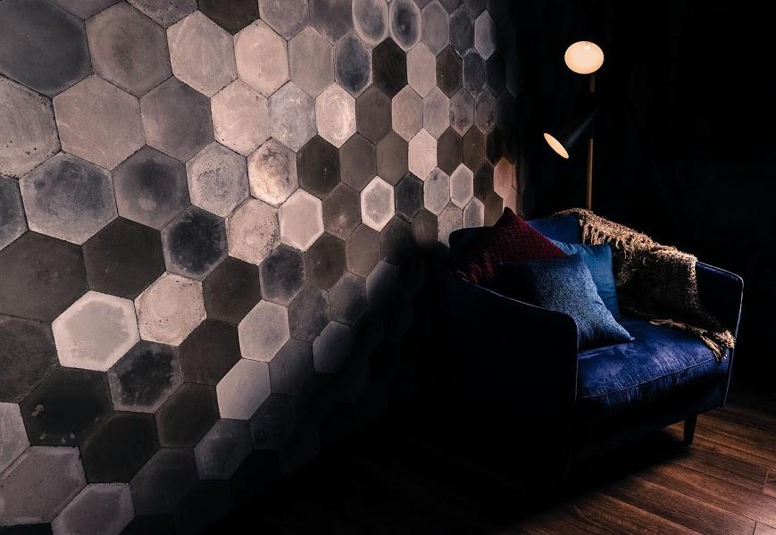 Kafle HONEY BEE - TEKT Concrete