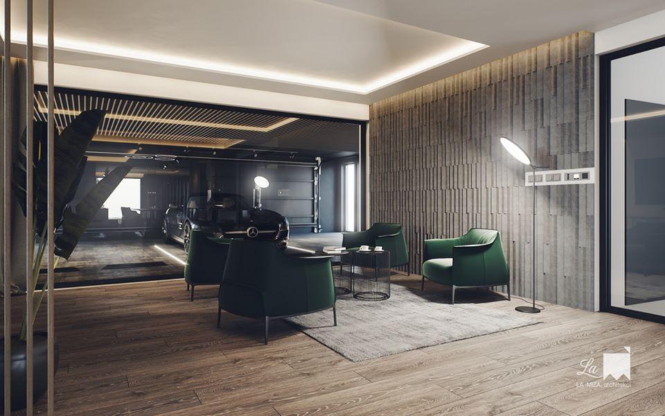 TEGEL PLANK - TEKT Concrete - La MIZA Architects