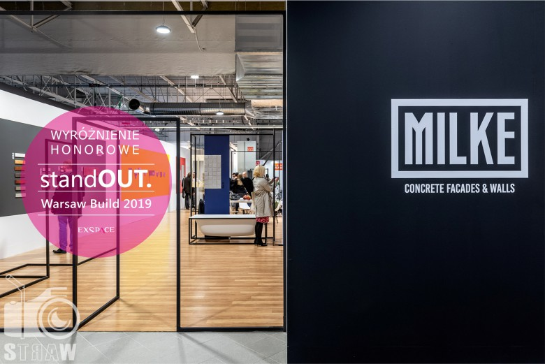 MILKE -Laureat StandOUT Warsaw Home 2019